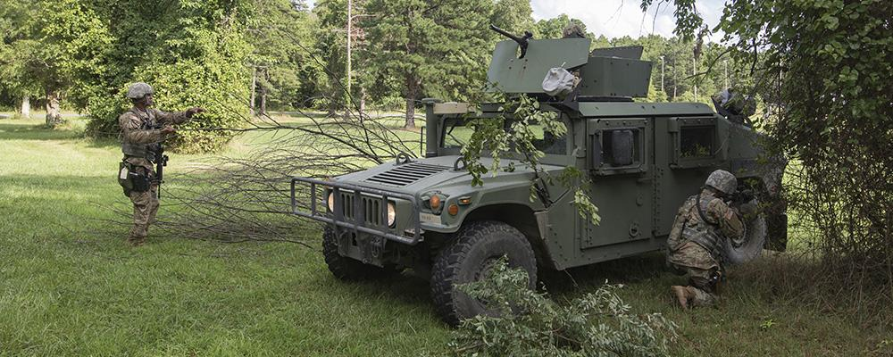 High Mobility Multipurpose Wheeled Vehicle Modernization