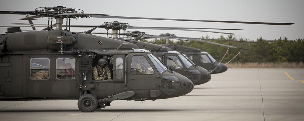 UH-60 Black Hawk Modernization, Recapitalization